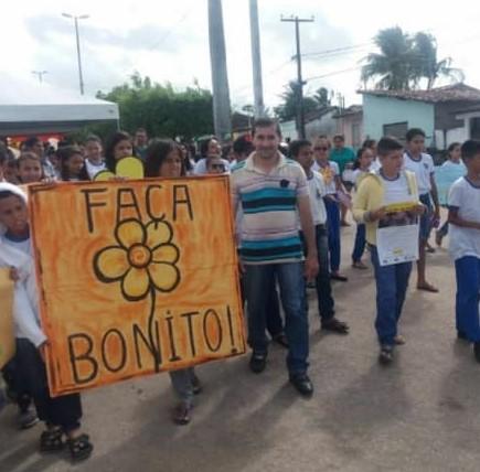 Caminhada da Campanha 18 de Maio