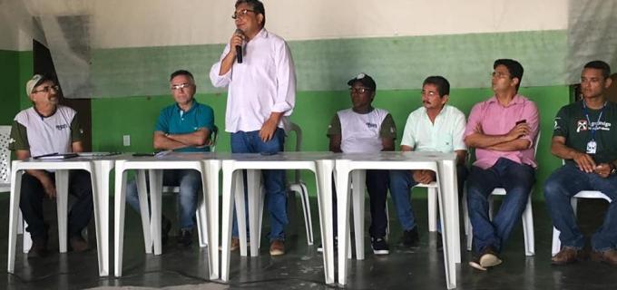 """Prefeitura faz entrega dos Certificados de Conclusão do curso do """"Negócio Certo Rural""""."""