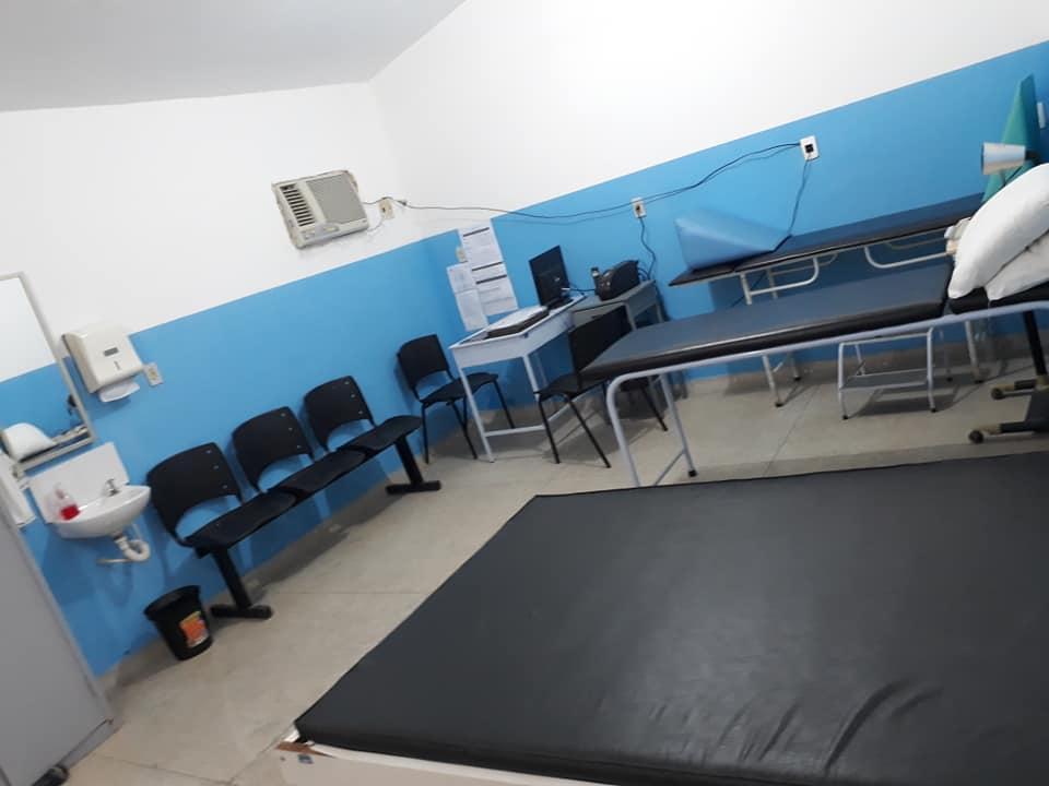 Secretaria Municipal de Saúde conta com excelente estrutura física.