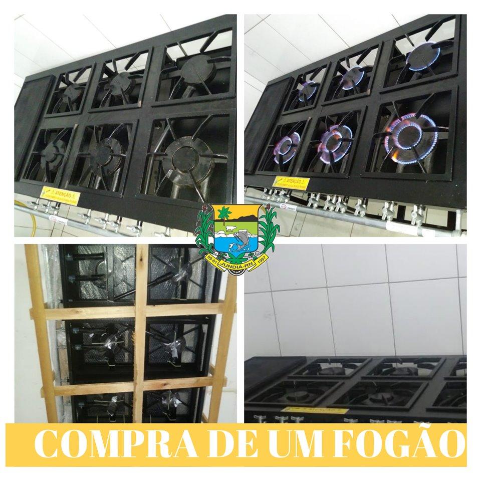 Prefeitura de Jundiá faz nova aquisição para a Escola  João Batista da Cruz.