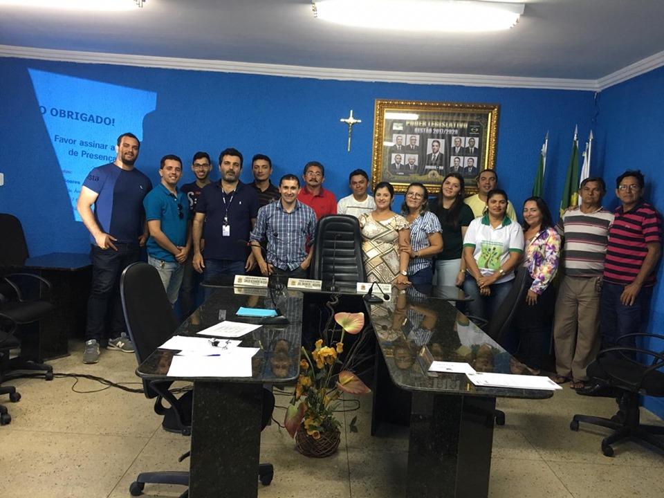 Municipio de Jundiá tem reunião  como pauta o censo 2020.