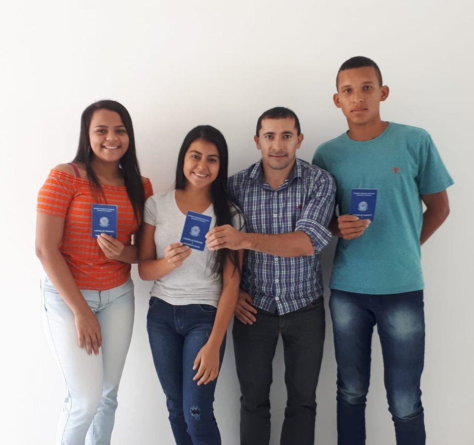 Secretaria de Assistência Social em parceria com o Ministério do Trabalho emite Carteira de Trabalho para Jovens Jundiaenses.