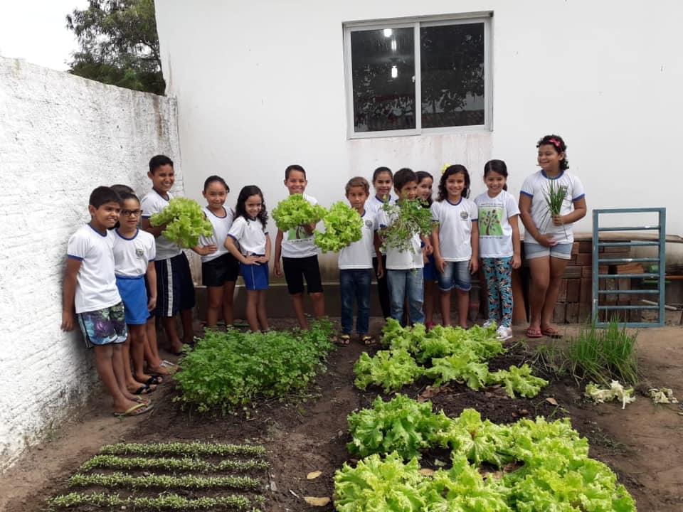 A Secretária de Meio Ambiente de Jundiá realizou mais um momento do Projeto de saúde e educação ambiental nas escolas.