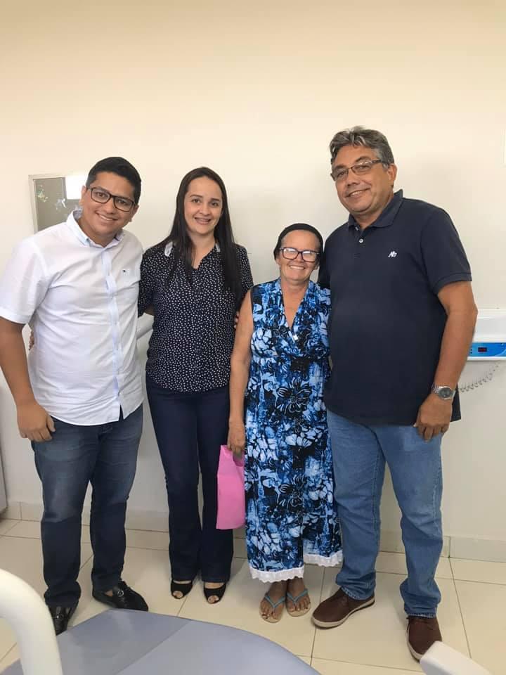 Municipio de Jundiá é contemplados com o programa Brasil Sorridente.