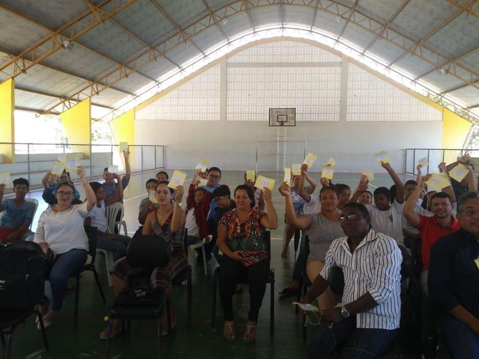 Prefeitura de Jundiá, realizou Fórum Municipal de Cultura.