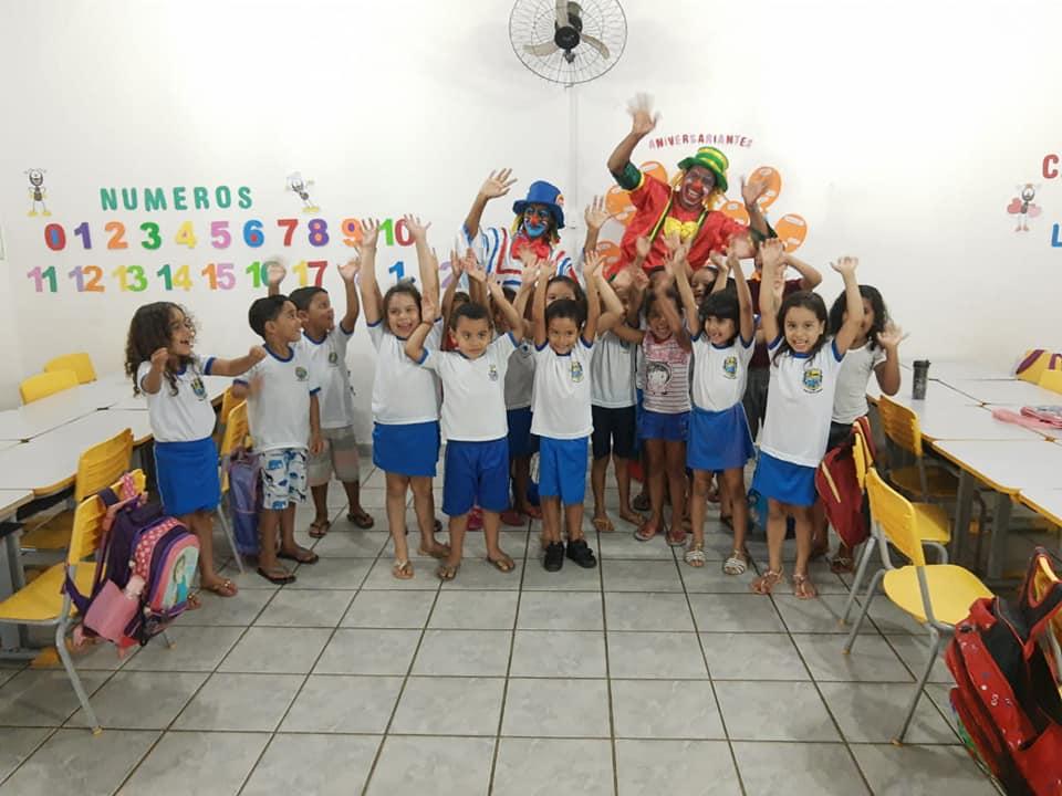 Secretaria de Assistência  por meio do CRAS, realizou  mais um momento do Projeto CRAS ITINERANTE.