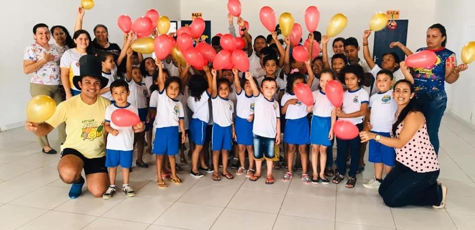 Encontro do Programa Saúde na Escola ( PSE) nas Escolas do nosso município Jundiá.