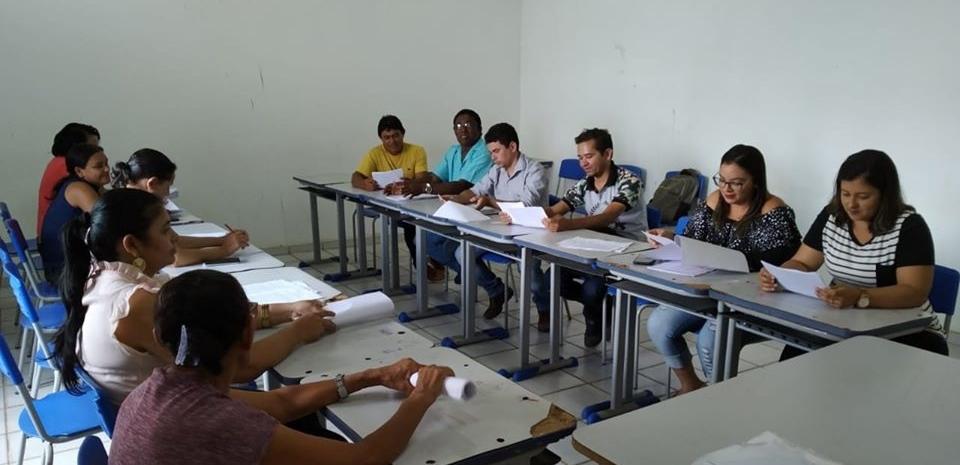 MEMBROS DO CONSELHO MUNICIPAL DE POLÍTICA CULTURAL RECEBERAM POSSE E REALIZARAM A 1ª REUNIÃO ORDINÁRIA.