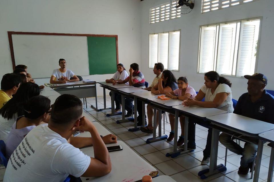 Conselho Municipal de Política Cultural de se reuniu  para a eleição de Presidente e Vice Presidente do colegiado.
