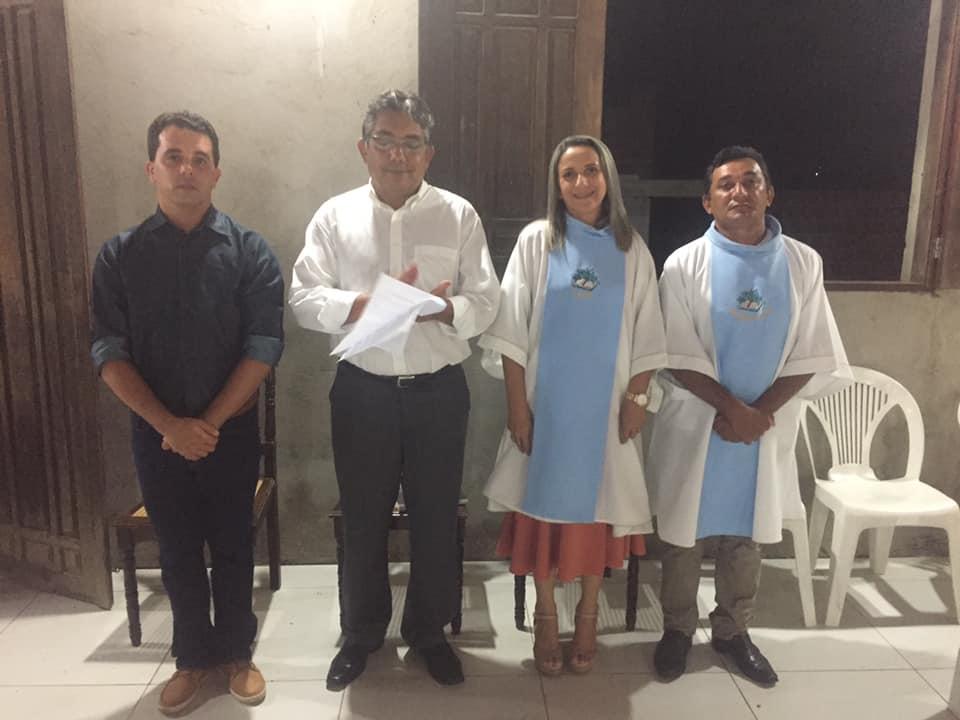 Missa de Ação de Graças pelos 23 anos de Emancipação Politica de Jundiá/RN.