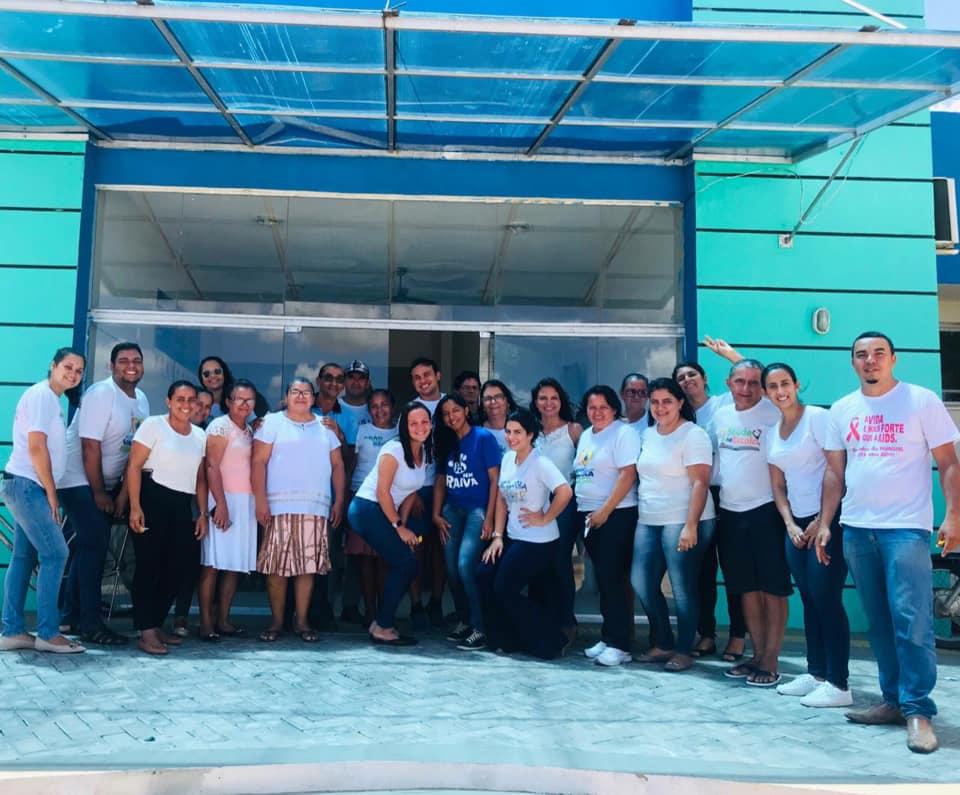 Secretaria de Saúde, iniciou nesta terça-feira (21/01) mais um projeto terapêutico.