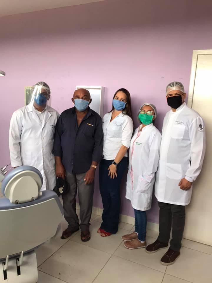 Secretaria de Saúde inicia mais uma etapa do Programa Brasil Sorridente.