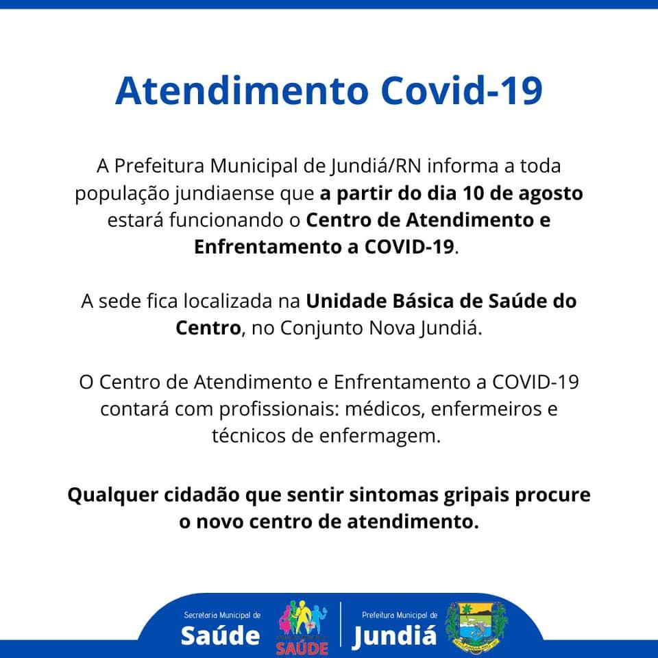 Centro de Atendimento e Enfrentamento a COVID-19