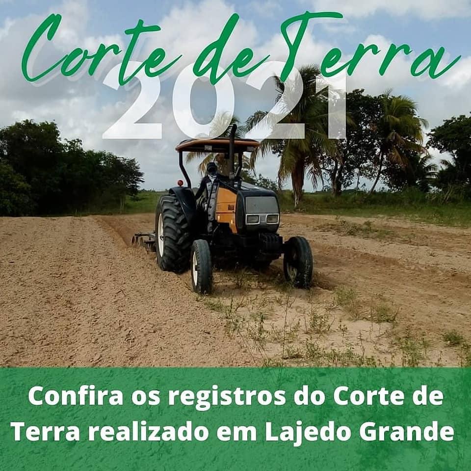 CORTE DE TERRA