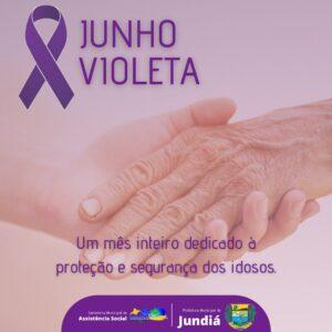 Junho Violeta é um mês inteiro dedicado à proteção da pessoa idosa