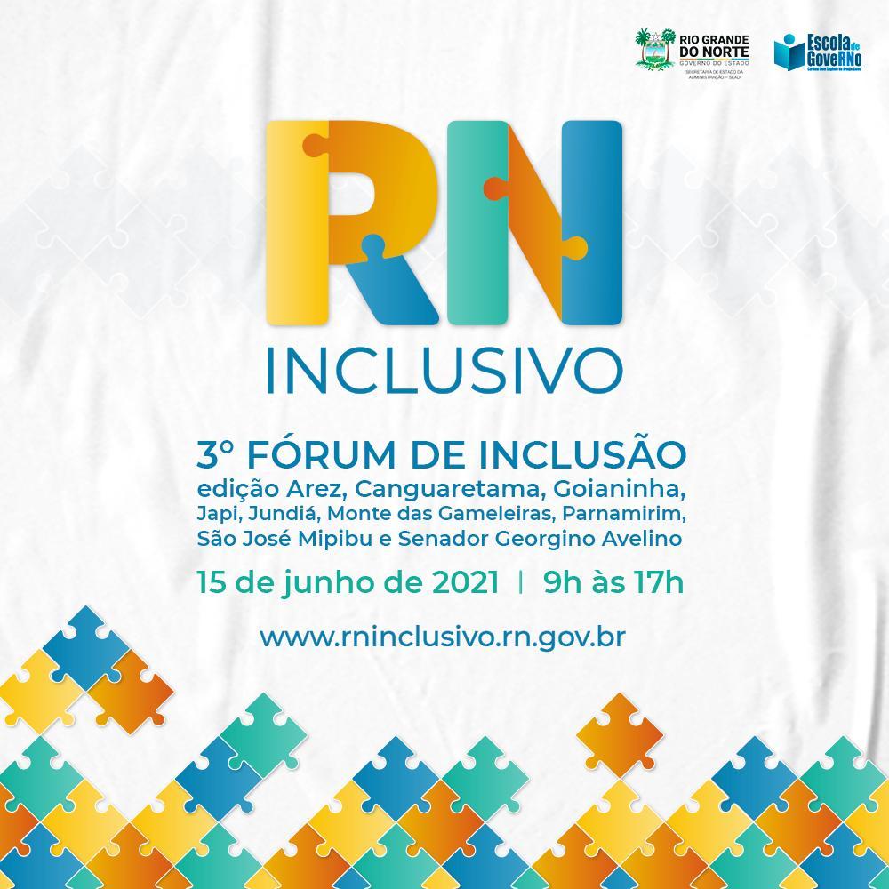 3º Fórum de Inclusão Social