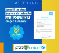 Jundiá aderi ao Selo Unicef Edição 2021-2024